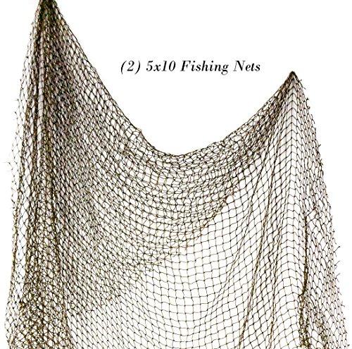 9GreenBox com Nautical Decorative Fish Net product image