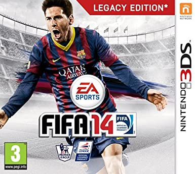 Fifa 14 3ds amazon pc video games fifa 14 3ds voltagebd Image collections