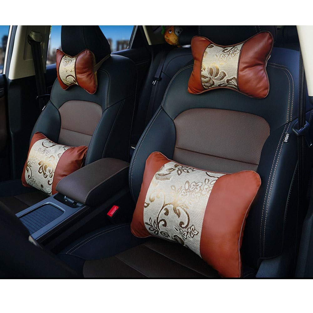 Almohada lumbar coche Travel Ease Soporte lumbar para auto ...