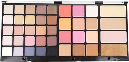 OKALAN Pro Makeup Palette (3 Pack): Amazon.es: Belleza