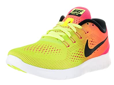 9e3a49f8c5b0 Nike Womens Free Run OC Shoes Multicolor Size 6.5