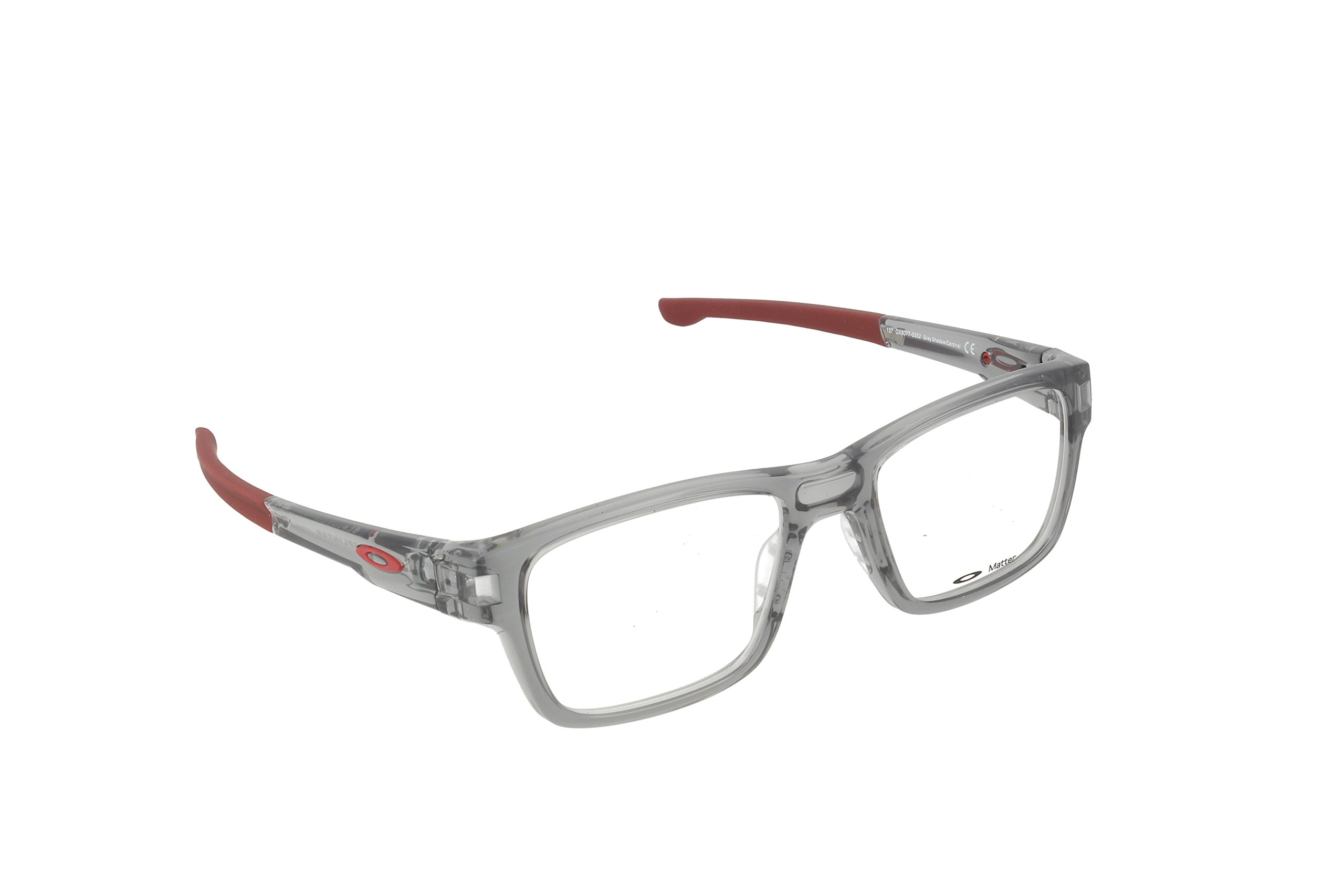 OAKLEY Splinter OX 8077-03 Eyeglasses Grey Shadow 52mm by Oakley