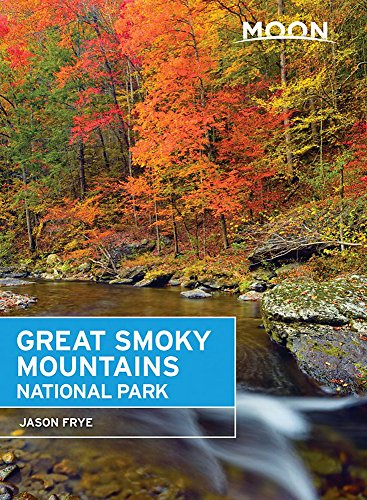 Moon Great Smoky Mountains National Park (Travel Guide) - Cades Cove Smokey Mountains