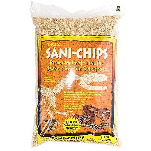 (T-Rex Sani-Chips - 10 Qt)