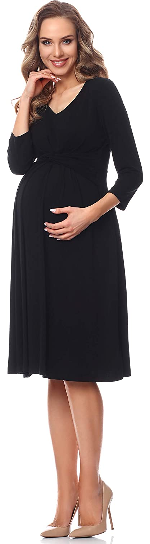 Be Mammy Womens Maternity Dress BE20-222
