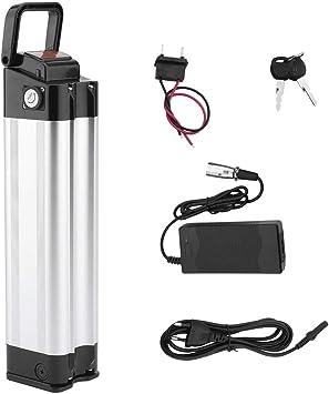 Funnyrunstore Batería para Bicicleta eléctrica 36V 10AH 360W E-Bike Batería de Iones de Litio con Cargador Kit de conversión de Bicicleta eléctrica de Alta Potencia: Amazon.es: Deportes y aire libre