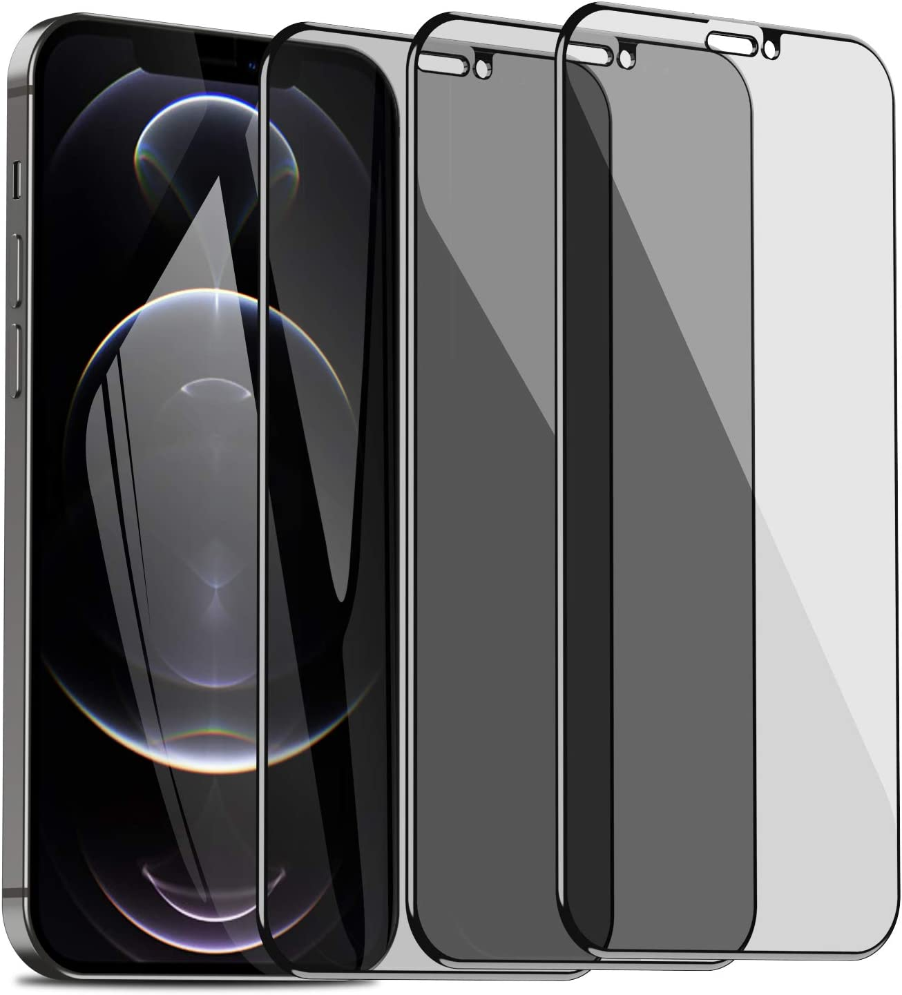 IFISO 35% OFF 6 Pack For iphone 12 Attention brand screen for P protector Not iPhone