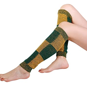 Leg Warmer,BCDshop Women Woman Long Leg Warmers 95% Acrylic Warm Cozy Boot Socks