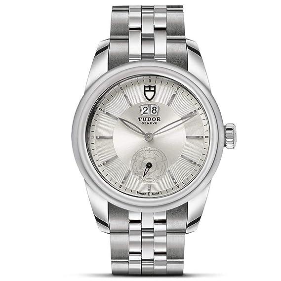 Tudor Glamour Double Date Reloj de Hombre automático 42mm M57000-BRSX: Amazon.es: Relojes