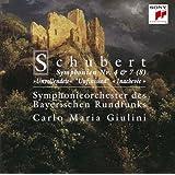 シューベルト:交響曲第4番「悲劇的」&第8番「未完成」