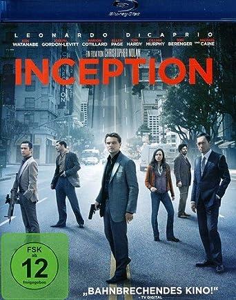 Inception [Blu-ray]: Amazon.de: Leonardo DiCaprio, Joseph Gordon ...