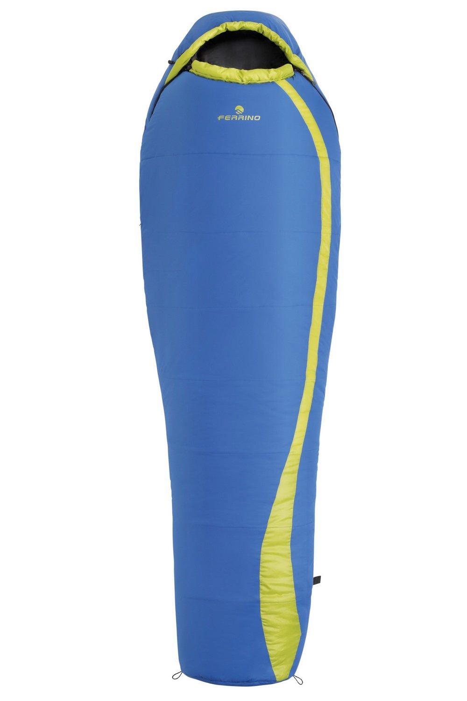 Ferrino SLEEPINGBAG NIGHTEC Lite Pro 600 L SX Saco de Dormir Tiempo Libre y Senderismo Unisex Adulto, Azul (Blue), Talla Única: Amazon.es: Deportes y aire ...