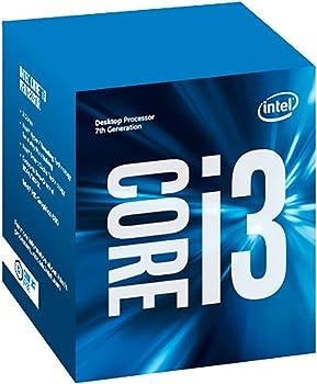Intel Core i3-7320 Dual-Core 4.1 GHz Desktop Processor