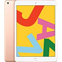 Apple iPad (10.2-Inch, Wi-Fi, 32GB) - Gold (Latest Model)