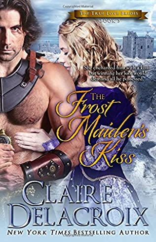 book cover of The Frost Maiden\'s Kiss