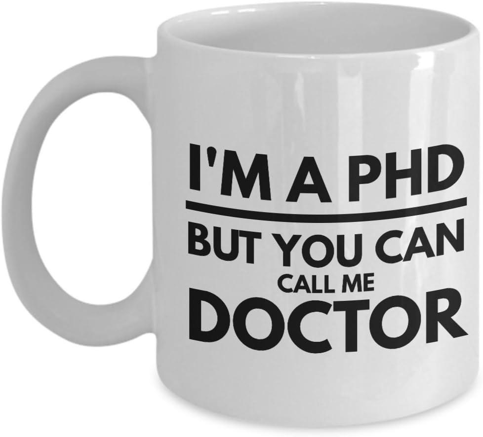 Trust Me I/'m A Doctor Mug Funny Doctor Graduation Gift Doctor Graduation Coffee