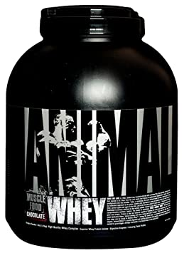 Universal Nutrition Animal Whey - 1.81 kg (Chocolate) Sports Supplements at amazon