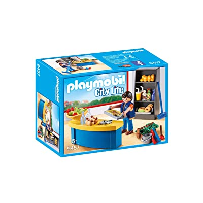 PLAYMOBIL School Janitor: Toys & Games
