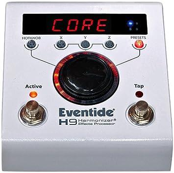 Eventide H9 Core · Pedal guitarra eléctrica