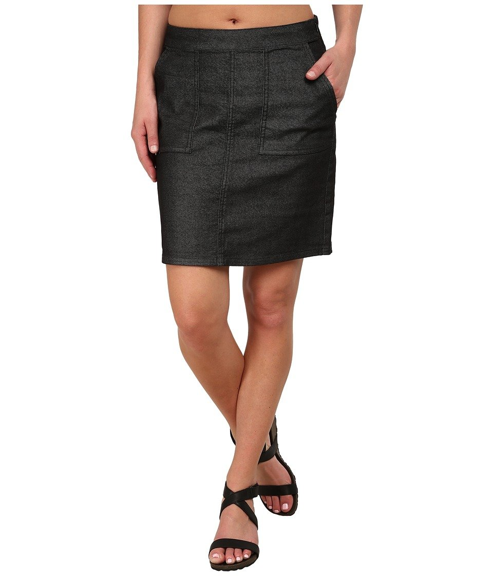 prAna Women's Kara Skirt, Size 6, Black