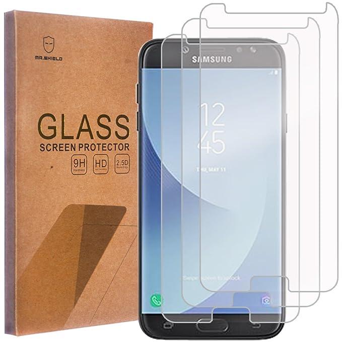 Amazon.com: [3-Pack]-Señor Shield para Samsung