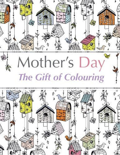 Mothers Day Colouring Perfect Anti Stress