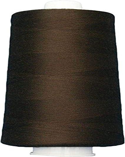 Black Walnut 6000 yd Superior Threads 13402-3038QC Omni 40W Polyester Thread