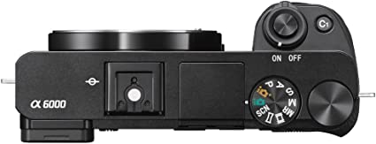 Sony ILCE6000/B product image 7