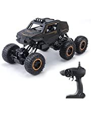 JJRC Q51 Remote Control Buggy - High Controlled RC Car,1:12 All-Terrain Climber,6-Wheel Drive,Action-Packed RC Car Toy for Boys and Girls,Durable,Easy to Control,Perfect for Gifts and Party Favors