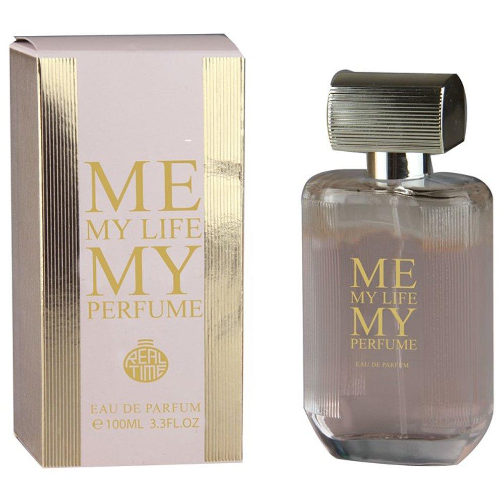 Real Time Eau De Parfumme My Life My Perfume For Woman 100 Ml