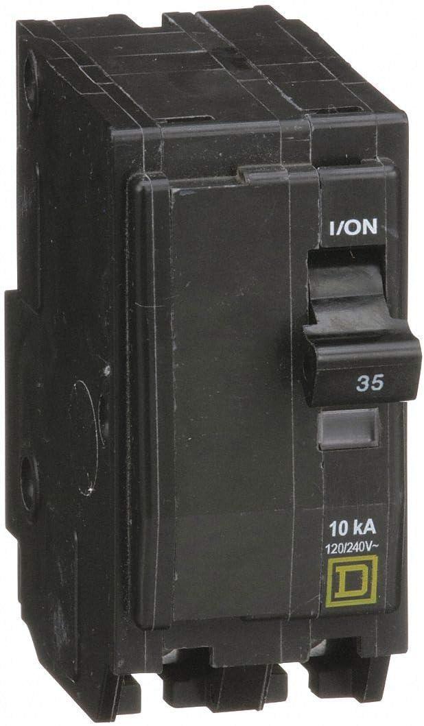 Square D QO235 240V 35A 2-pole Circuit Breaker