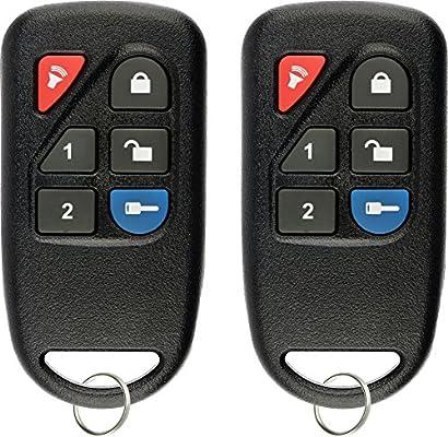 amazon com keylessoption keyless entry car key fob remote start for