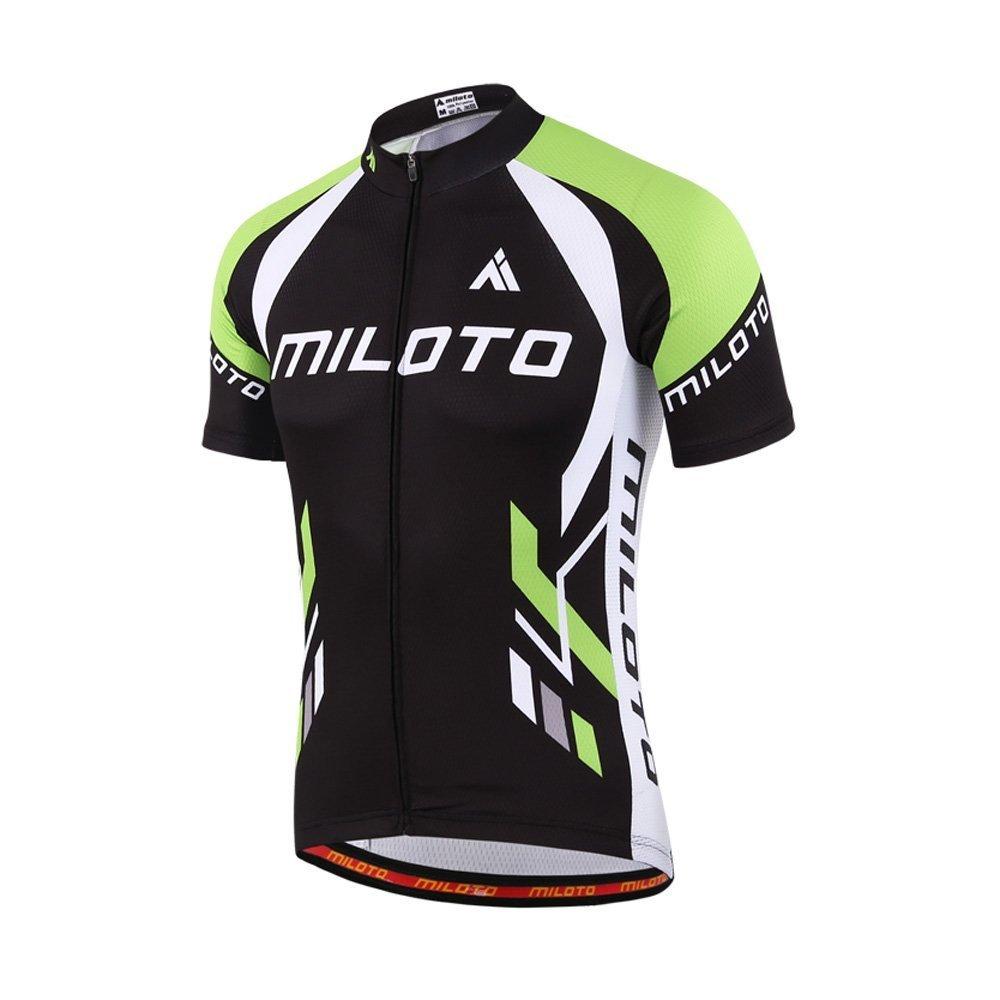 calmmoodメンズサイクリングジャージフルZip Bikingシャツショートバイク服自転車ジャケットポケット付き B077ZXTQ52 XXXX-Large|Transformation Transformation XXXX-Large