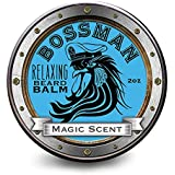 Bossman Relaxing Beard Balm - Nourish, Thicken and Strengthen Your Beard (Magic)