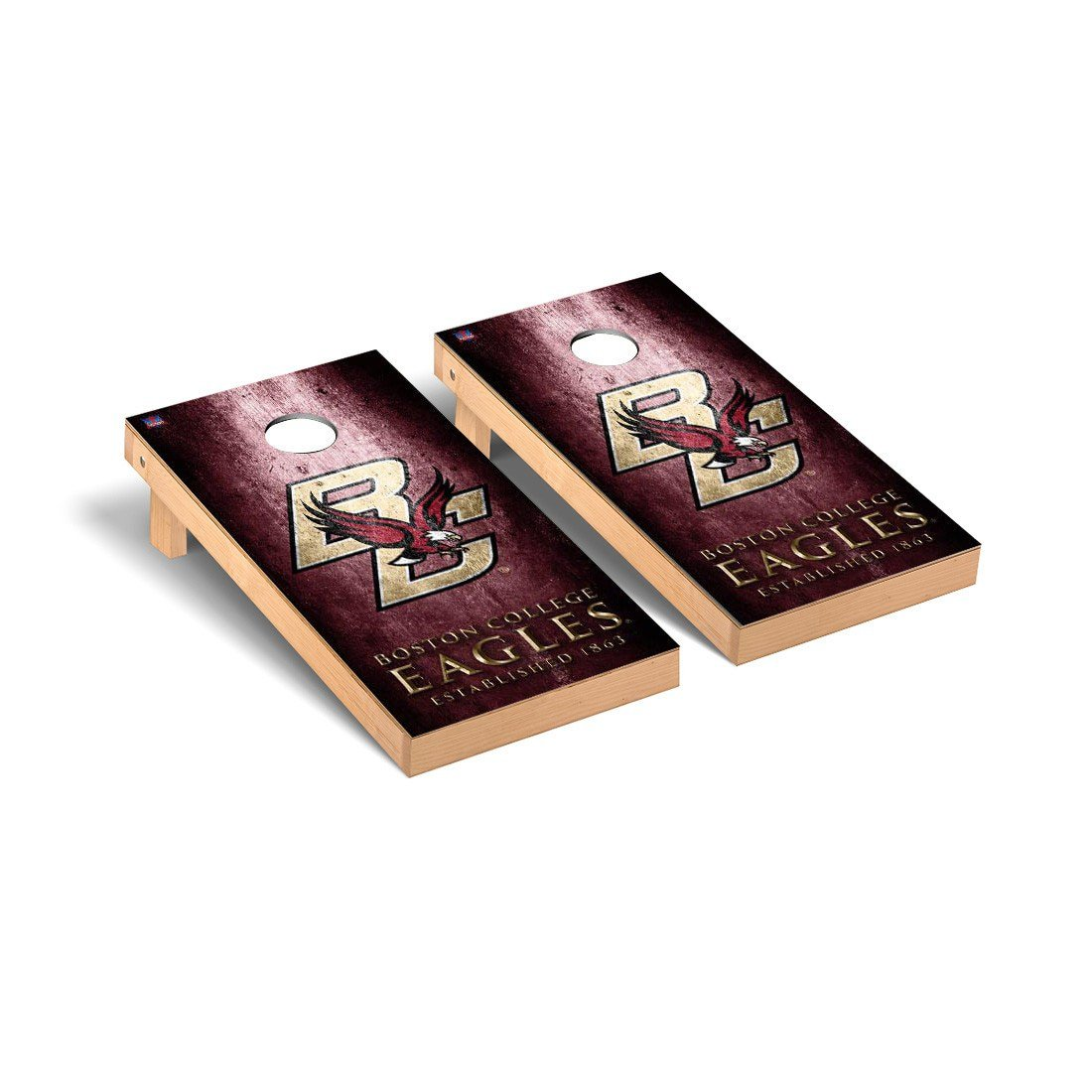 Victory Tailgate Boston College Eagles Regulation Cornhole Game Set Museum Version