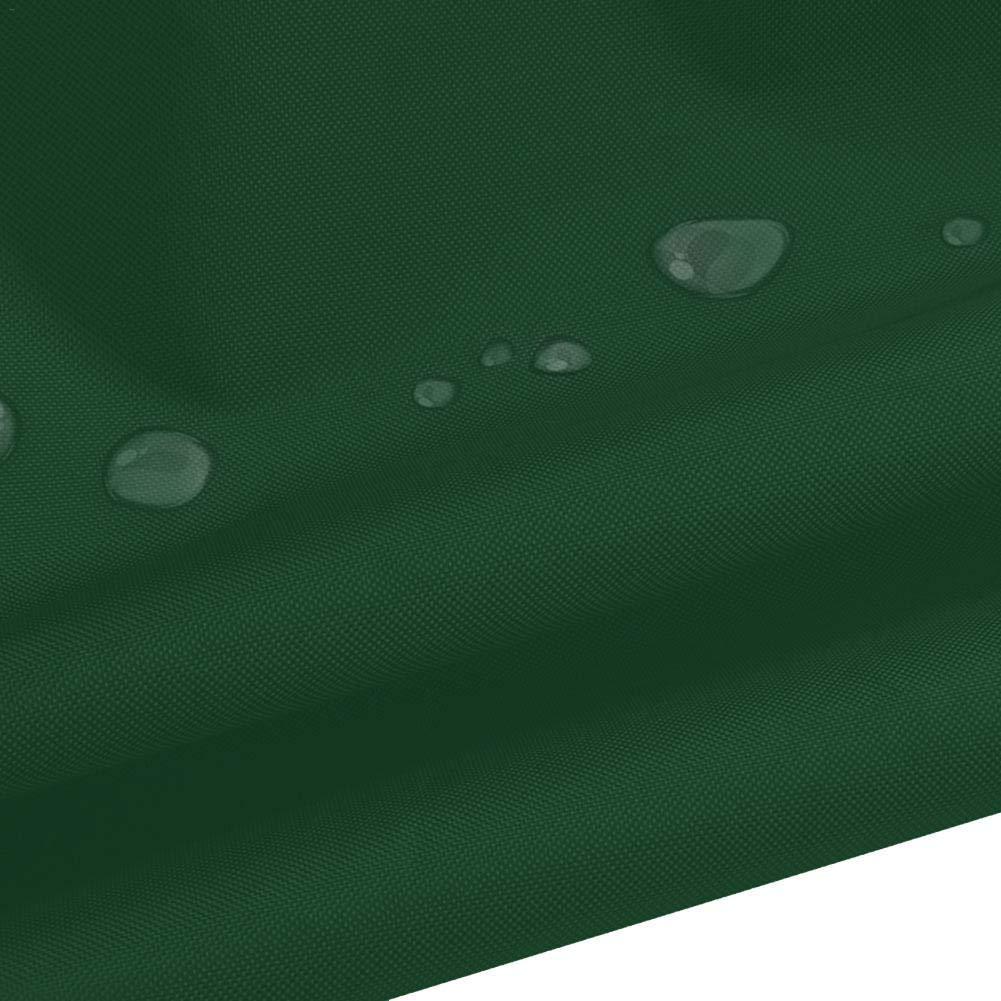 bouncevi Cubierta Antipolvo de Mesa de Billar para Muebles de jard/ín Juego de Funda Protectora para Mesa y sillas Funda Impermeable y Duradera de Color Negro Resistente al Agua para Billar Billar