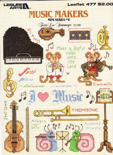Music Makers Mini Series #8 By Terrie Lee Steinmeyer Cross S