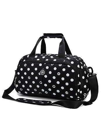 Small Overnight Bag for Women Girls Weekend