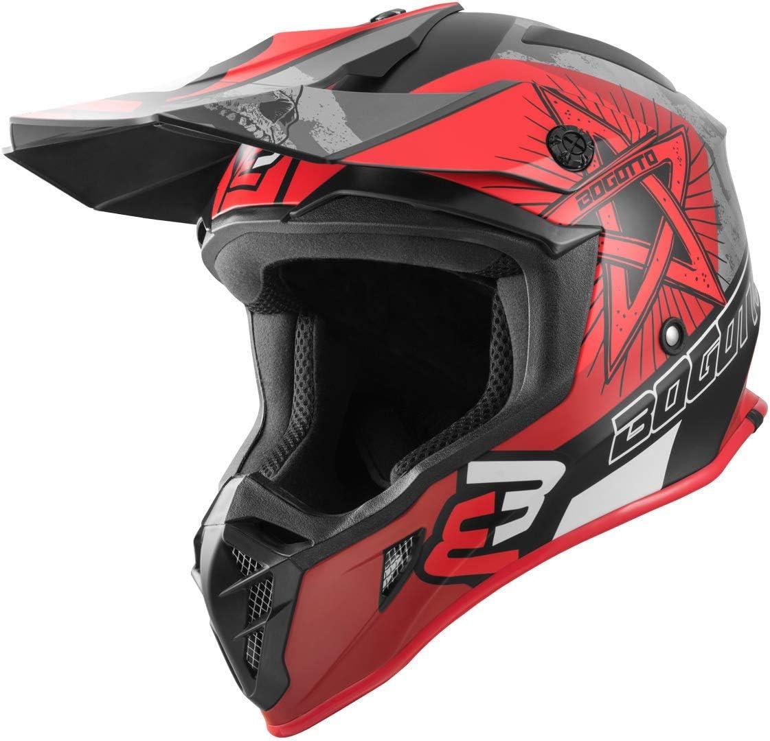 Bogotto V332 Rebelion Casque de motocross
