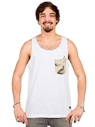 1c87b0c64544ae Tank Top Men ZOO YORK Pocket Tank Top  Amazon.co.uk  Clothing
