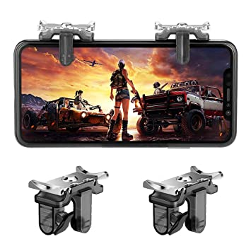 Fortnite Pubg Trigger Mobile Controller Upgraded Version Pubg Mobile Trigger L1r1 Shooter Trigger Buttons For Pubg Fortnite Rules Of Survival