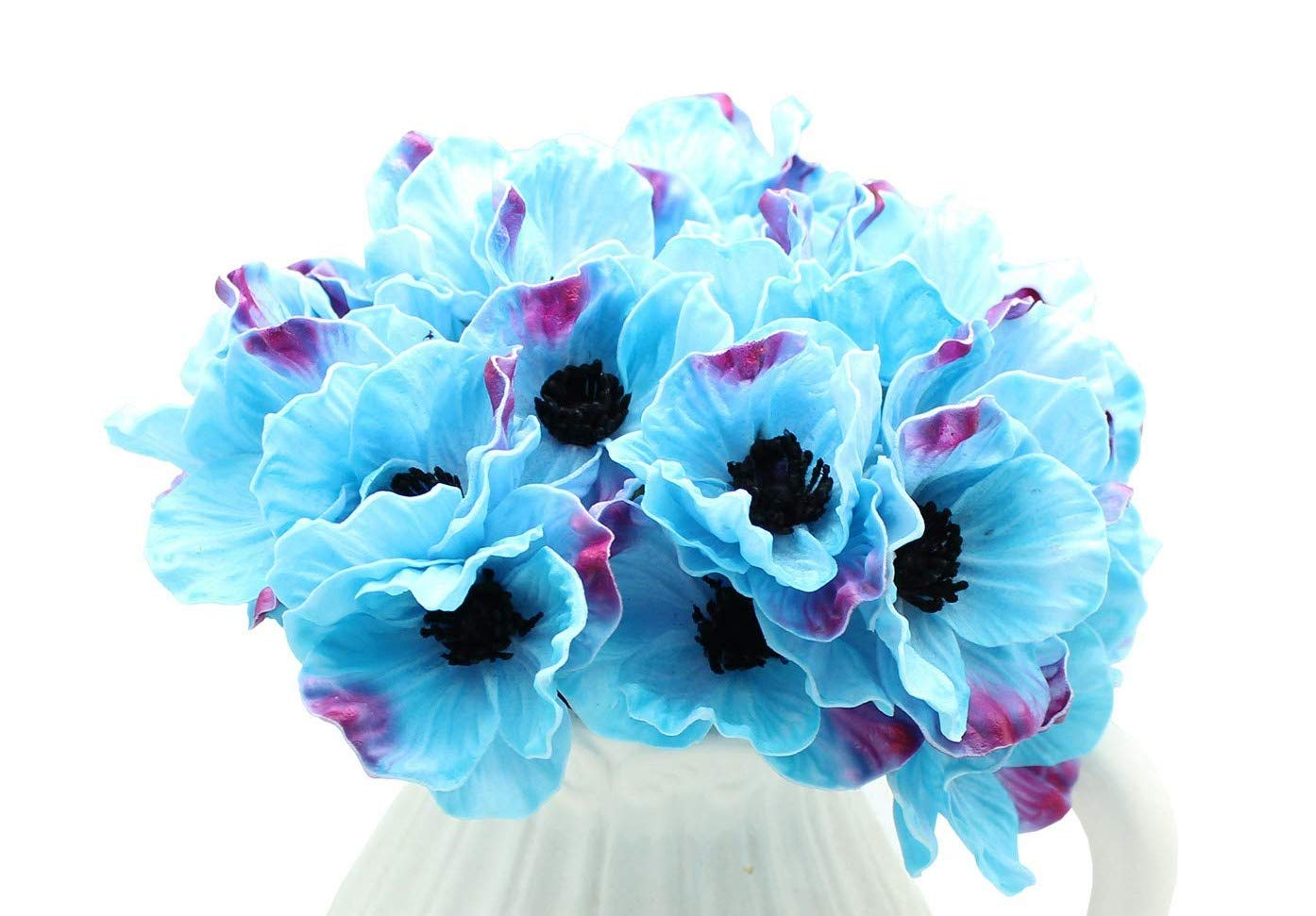 12-Stems-Artificial-Poppies-Real-Touch-PU-Fake-Latex-Flowers-for-Wedding-Holiday-Bridal-Bouquet-Home-Party-Decor