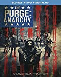 Cover Image for 'Purge, The: Anarchy (Blu-ray + DVD + DIGITAL HD)'