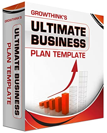 Amazoncom Ultimate Business Plan Template - Growthink business plan template