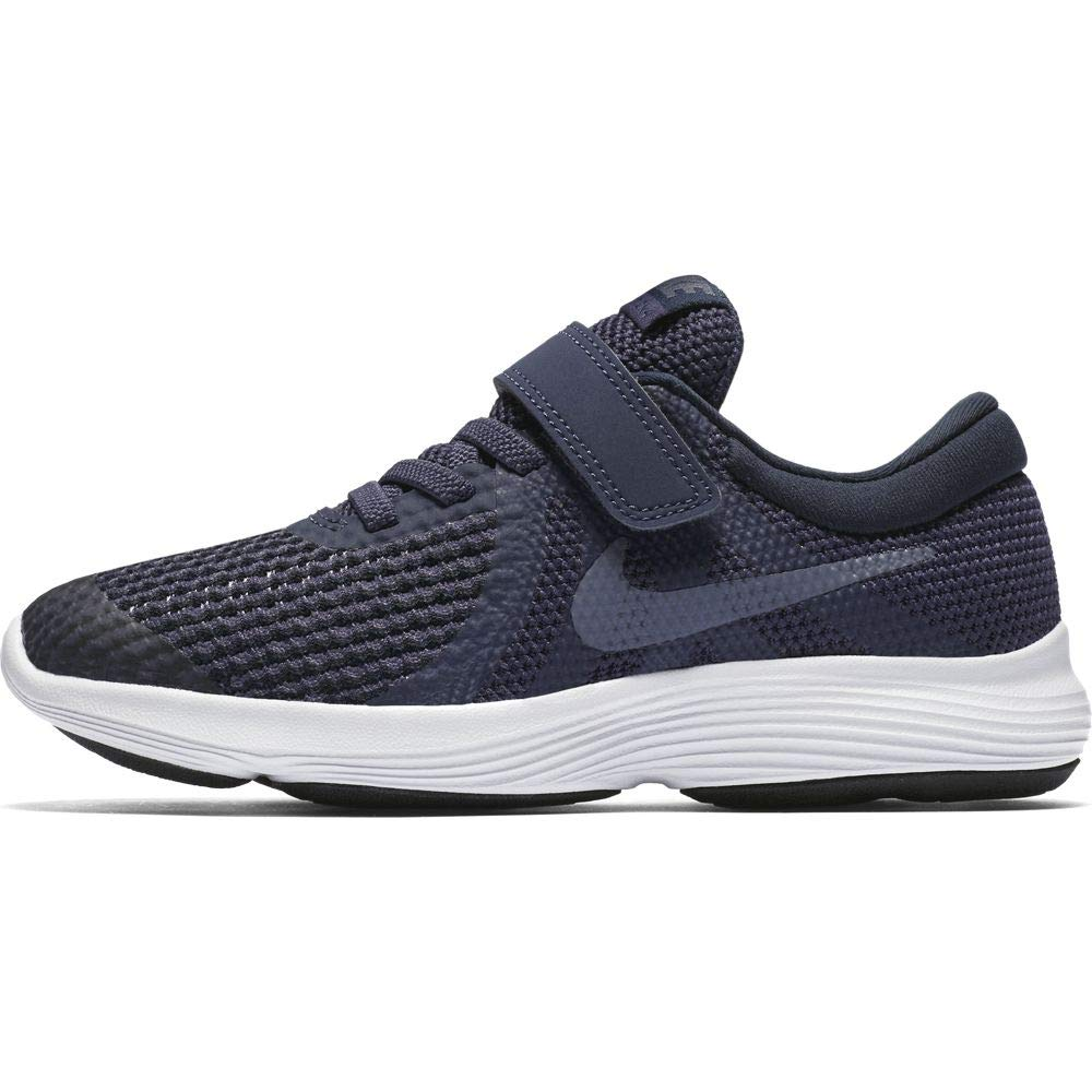 Nike Kids Revolution 4 (PSV) Indigo/Light Carbon Obsidian Size 13.5❗️Ships Directly from by Nike