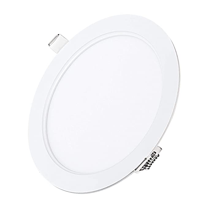 Round Led Panel Light Sg Flat Non Dimmable Round Ultra Thin Led