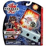 Bakugan - Jeux de Figurines - Boosters Packs - Bakuclip New Vestroia + Bakugan Gris