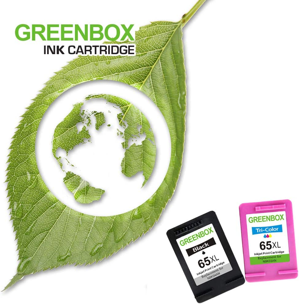 Amazon.com: Greenbox - Cartucho de tinta de repuesto para HP ...