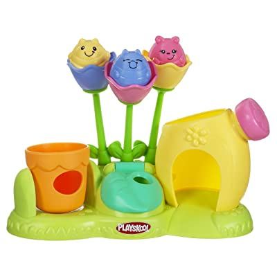 Playskool Lil Jiggle Garden: Toys & Games