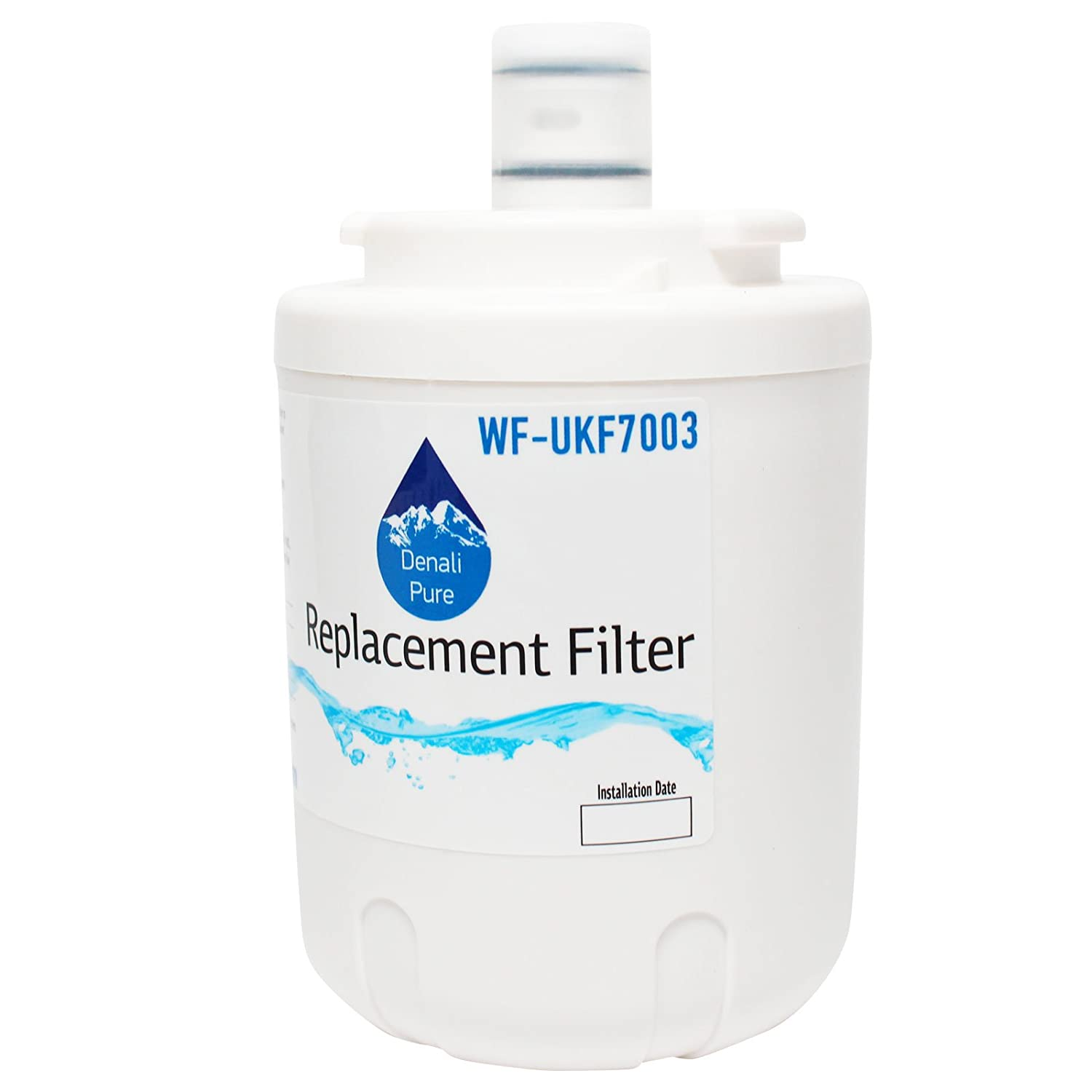 Amazon.com: 3-Pack Replacement UKF7003 Water Filter for Maytag, Jenn-Air,  Dacor Refrigerators - Compatible with Maytag UKF7003, Jenn-Air JCD2389GES,  ...